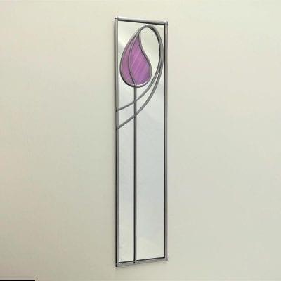 Dippen Tulip Mirror