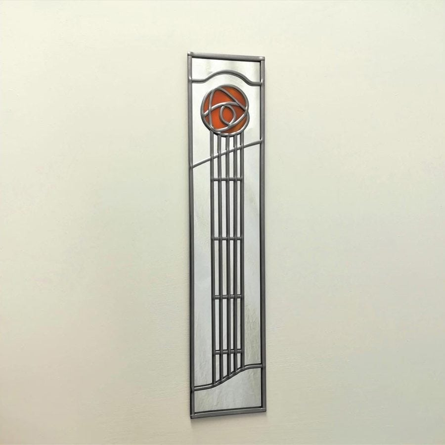 School of Art Rose Mirror