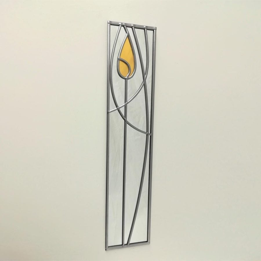 Bennan Tulip Mirror