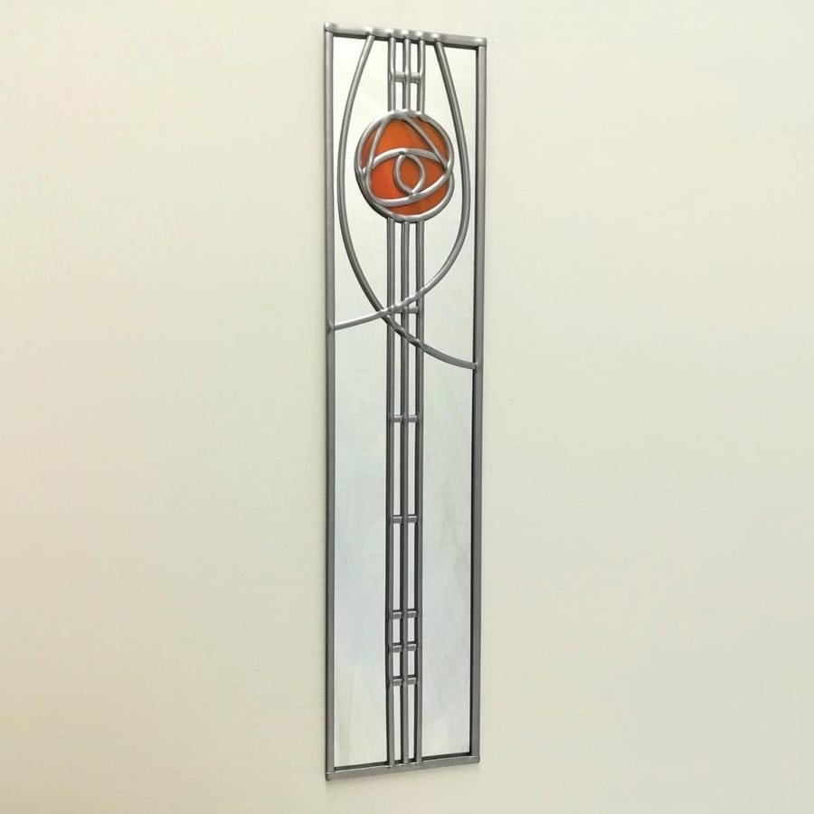 Kilmory Mackintosh Rose Mirror