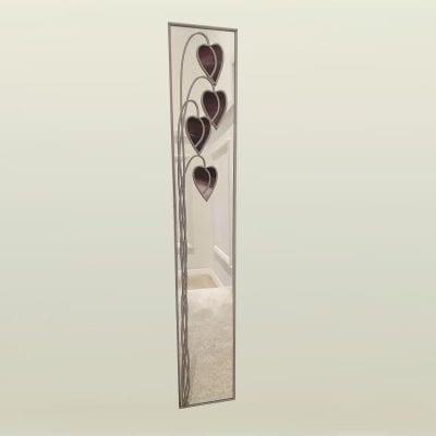 mackintosh hearts mirror