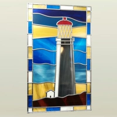 45x61cm lighthouse mirror