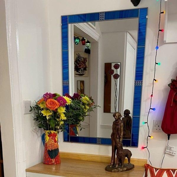 Art Deco Frame Mirror