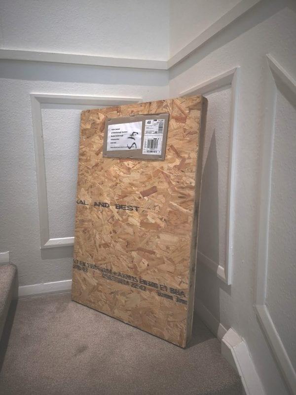 Lawson Glassworks Crate