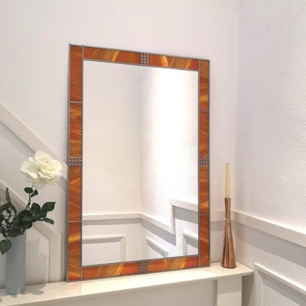 Deco Frame Mirror