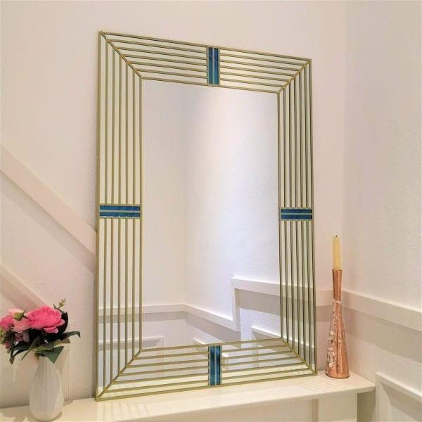 Art Deco Wall Mirror
