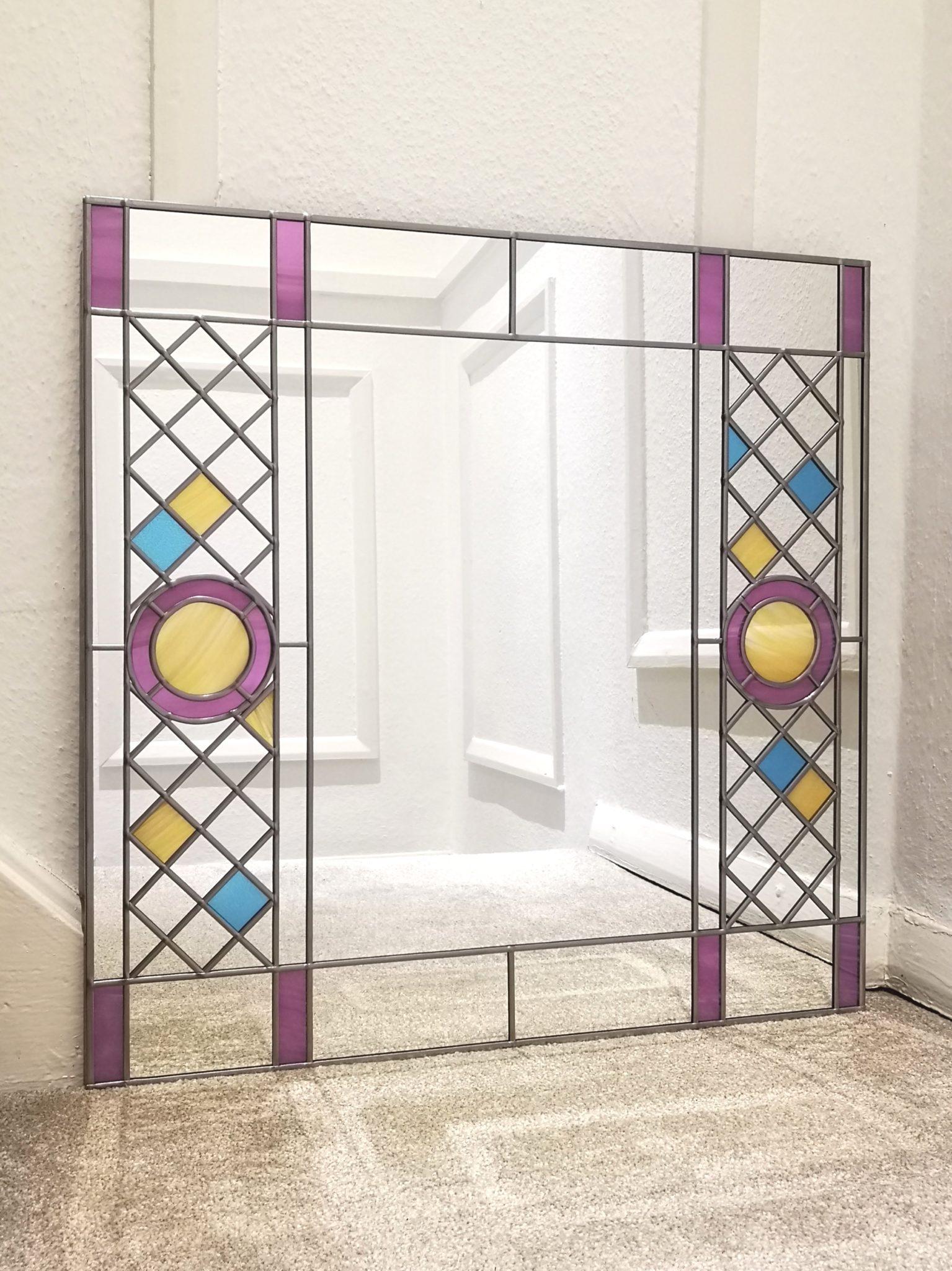 8e6c9ed69a5f Father Ted Wall Mirror 91x61cm, (3x2ft) - Lawson Glassworks