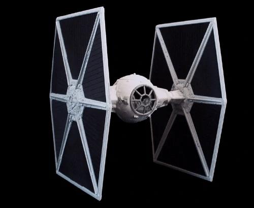 Star Wars Tie Fighter Mirror