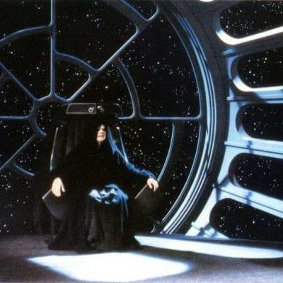 Star Wars Emperor's Throne Room Mirror