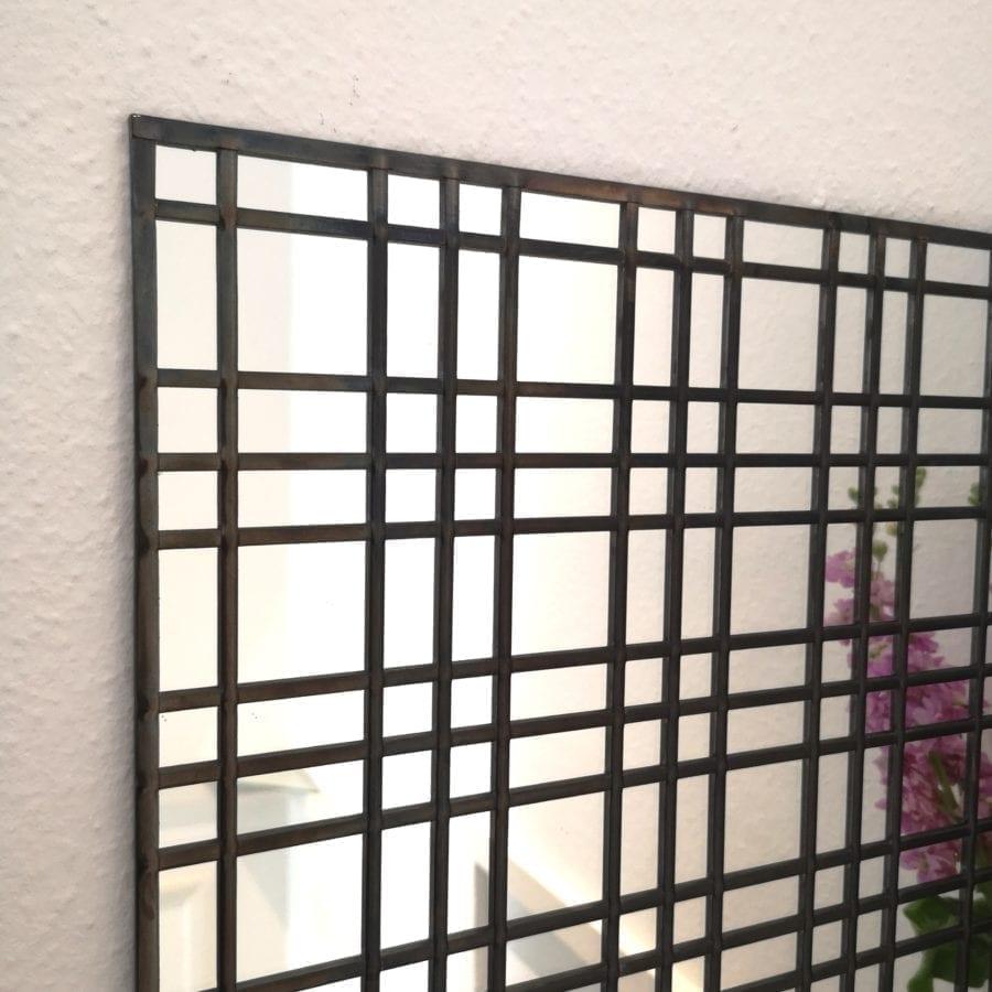 Oriental Lead Lattice Mirror