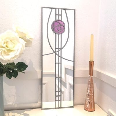 Kilmory Rose Mirror