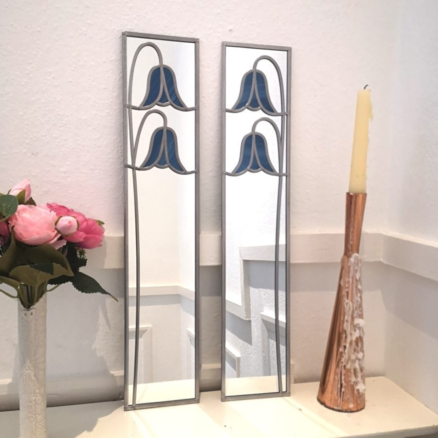 Bluebell Mirror Matching Pait