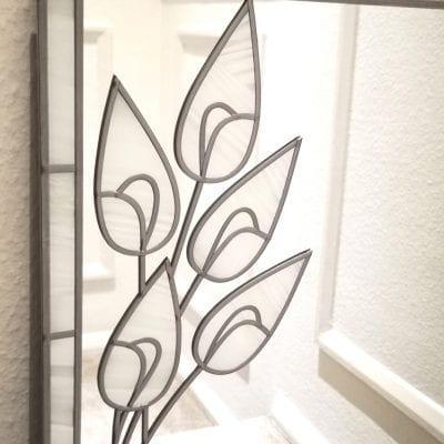 Mackintosh Tulip Mirror