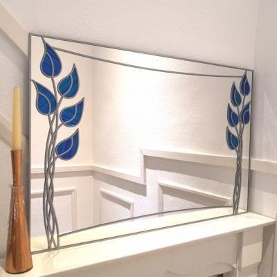 Mackintosh Tulip Bouquet Mirror
