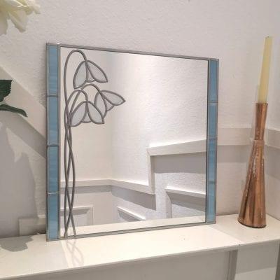 Mackintosh Snowdrop Mirror